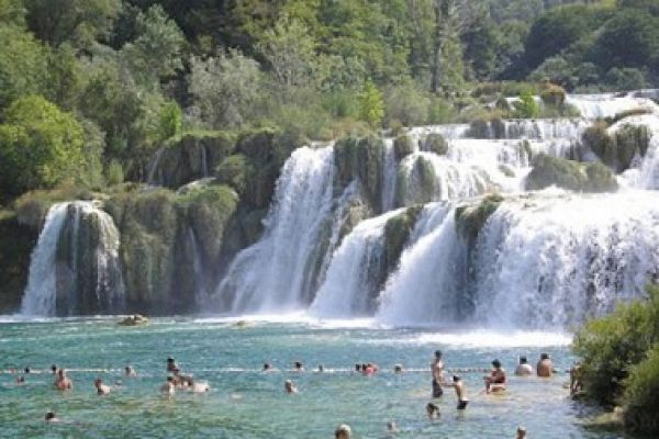 Holiday home in Hvar - House Mediterranea: Krka Watterfalls