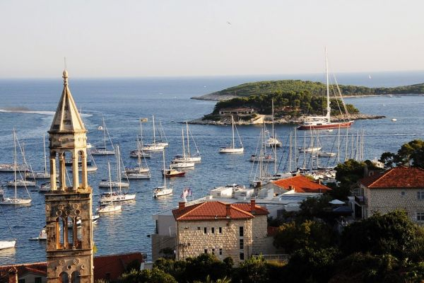 Holiday home in Hvar - House Mediterranea: Meeting Point of the World Sai