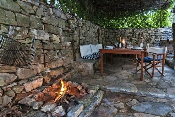 Holiday home in Hvar - House Mediterranea: Garden
