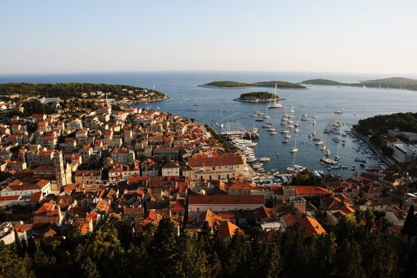 Holiday home in Hvar - House Mediterranea: Town of Hvar