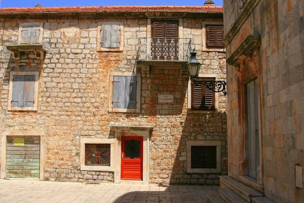 Holiday home in Hvar - House Mediterranea: UNESCO World Heritage