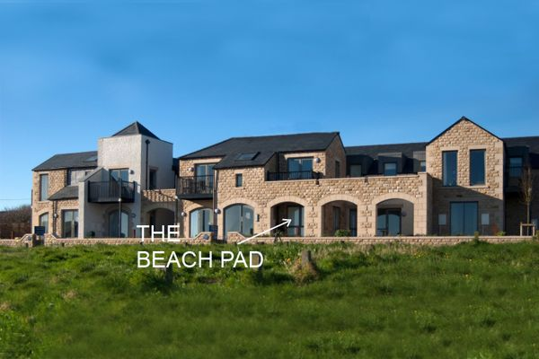 The Beach Pad: The Beach Pad