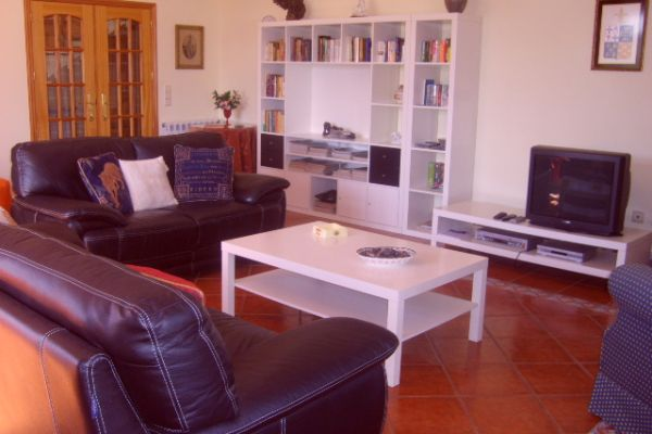 LARGE LUXURIOUS VILLA NEAR PORTO CITY: TV LOUNGE