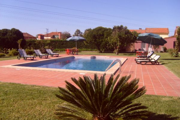 LARGE LUXURIOUS VILLA NEAR PORTO CITY: THE POOL