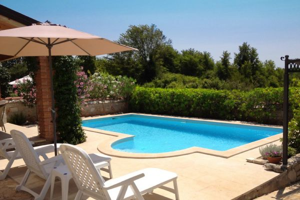 Beautiful villa with private swimming pool :