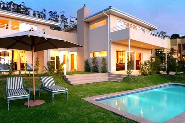 Luxury villa with sea and tafelberg view :